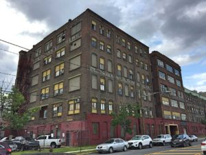 Northstar Funding Plans for - Proposed Neumann Hoboken's Redevelopment Building Leathers