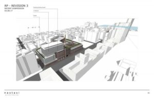 Northstar Funding Plans Leathers Hoboken's - for Proposed Redevelopment Building Neumann