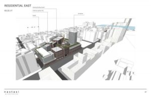 Leathers Proposed Building Redevelopment - Neumann Funding Hoboken's Plans Northstar for